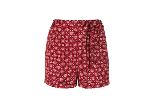 King Louie Shorts | Roisin Shorts Cocolupa | Icon red