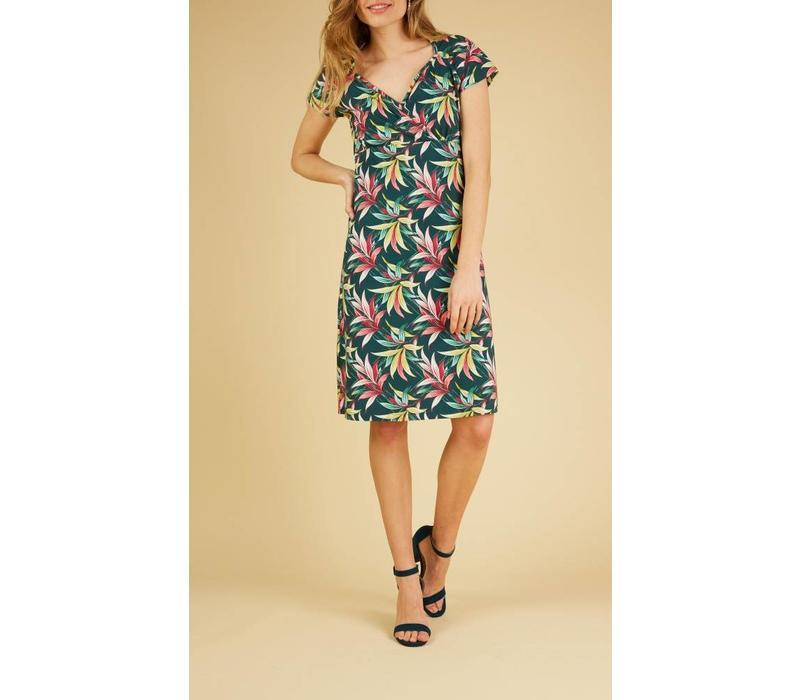 Kleid | Gina Dress Tulda | Peridot Green