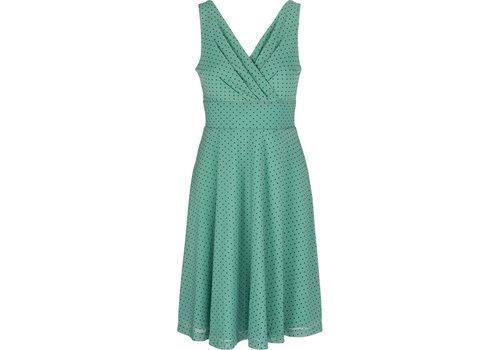 King Louie Kleid | Ginger Dress Wide Pepita | Opal