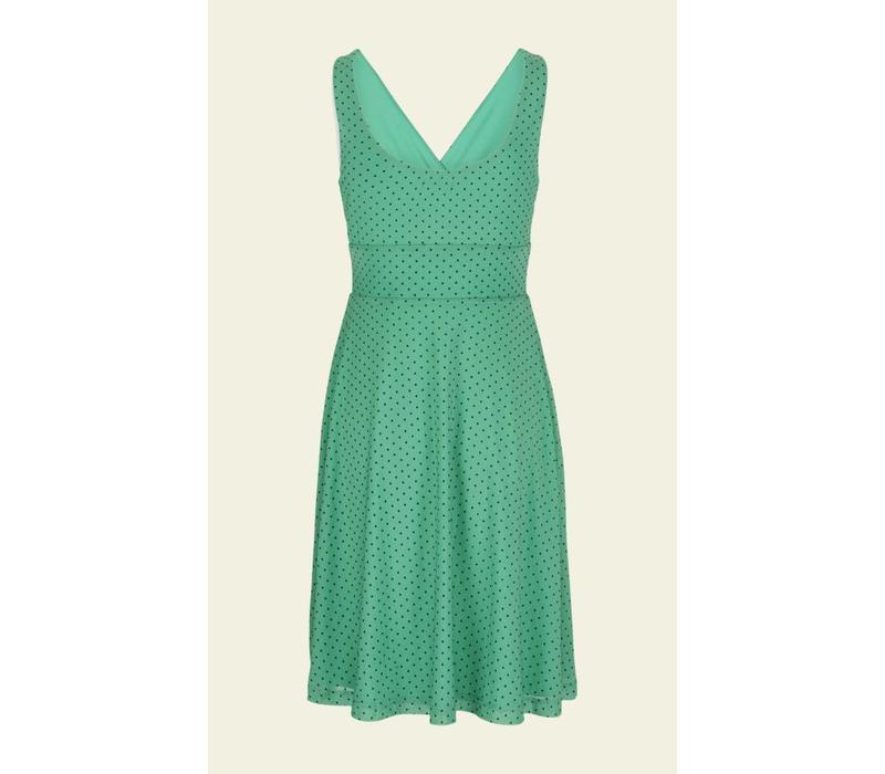 Kleid   Ginger Dress Wide Pepita   Opal