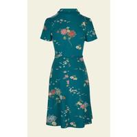 Kleid | Emmy Dress Goldflower | Lapis Blue