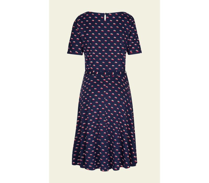 Kleid | Betty Dress Offshore | Blue