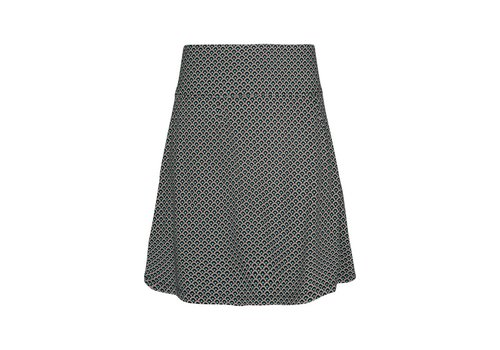 King Louie Rock | Border Skirt Sundae | Black