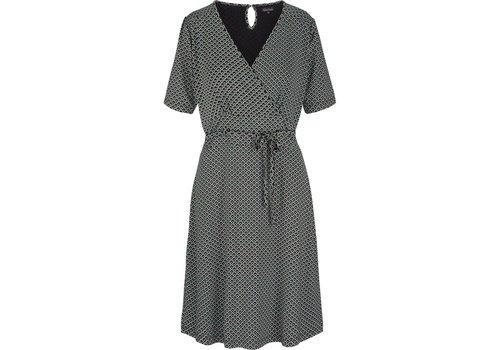 King Louie Kleid | Cecil Dress Sundae | Black