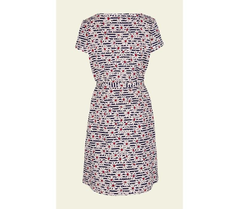 Kleid | Zoe Dress Lady Daisy | Royal Blue
