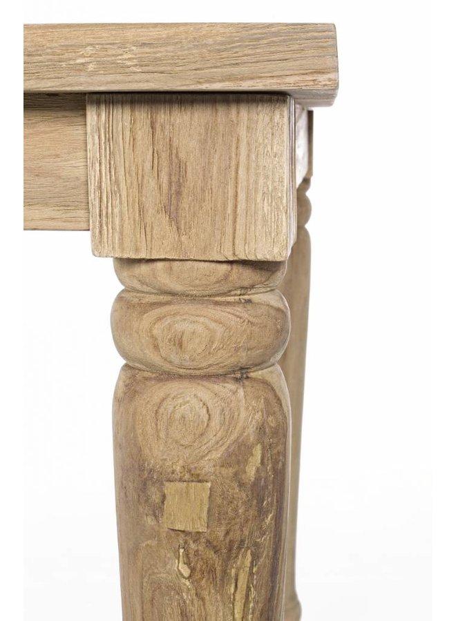 Teakholz Tisch - Monterrey | FSC Holz - 220x100