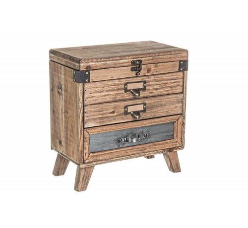 Vintage Büromöbel | Officina | 3S-1T