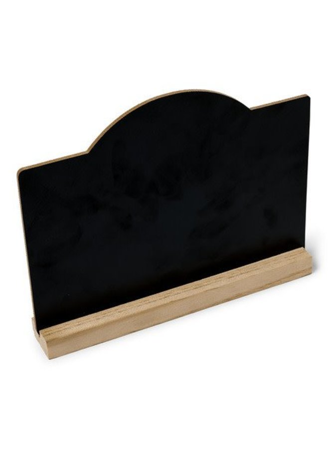 Kreidetafel Tischsteller beschriftbar | 20x15cm