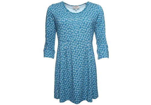 Sorgenfri Sylt Kleid | Inna-emerald