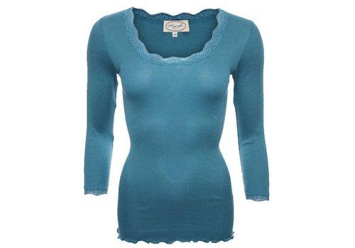 Sorgenfri Sylt Shirt | Lynn-emerald