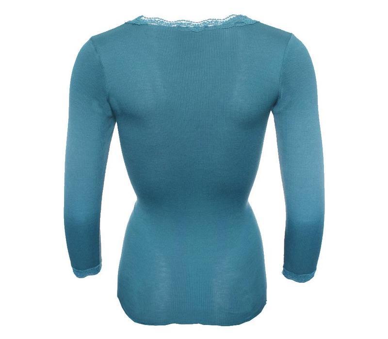 Shirt | Lynn-emerald