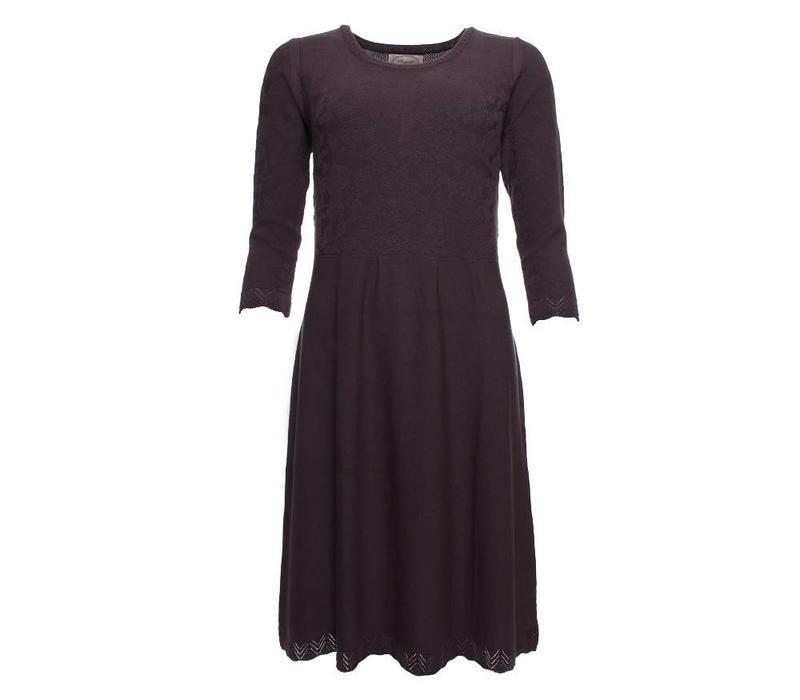 Kleid   Emilia-granite