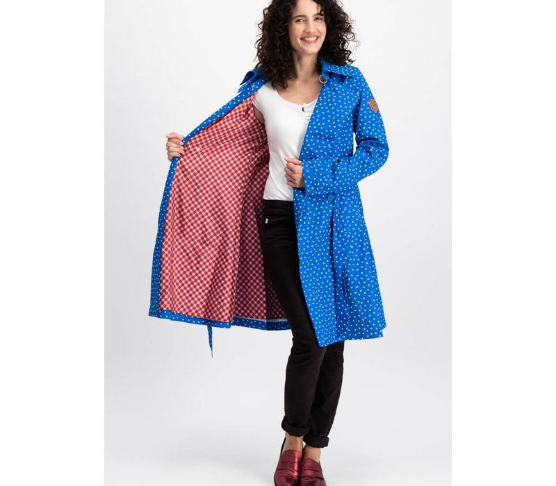 Trenchcoat | casablanca souvenir trench | dot and anchor