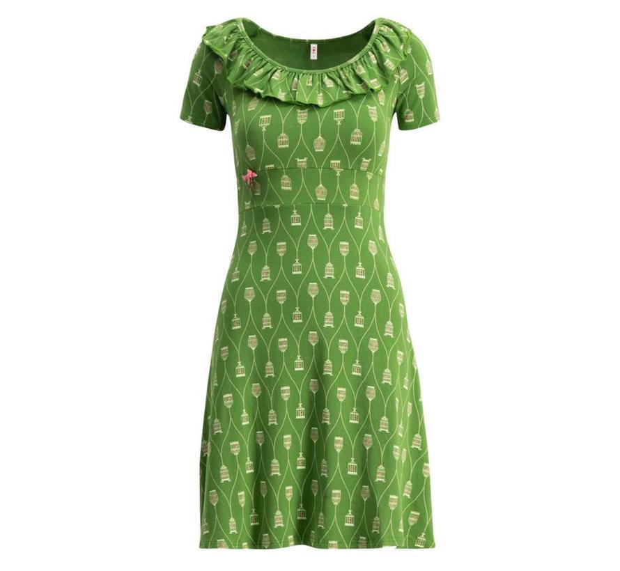 Kleid | reitzirkel robe | birdie birdcage