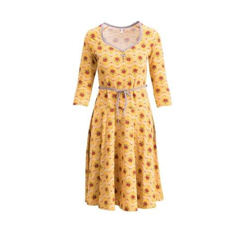 Blutsgeschwister Kleid | country rose swing dress | born to die