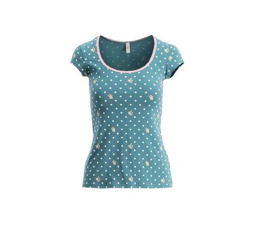 Blutsgeschwister Shirt | prairie belle shirt | dots of homeland