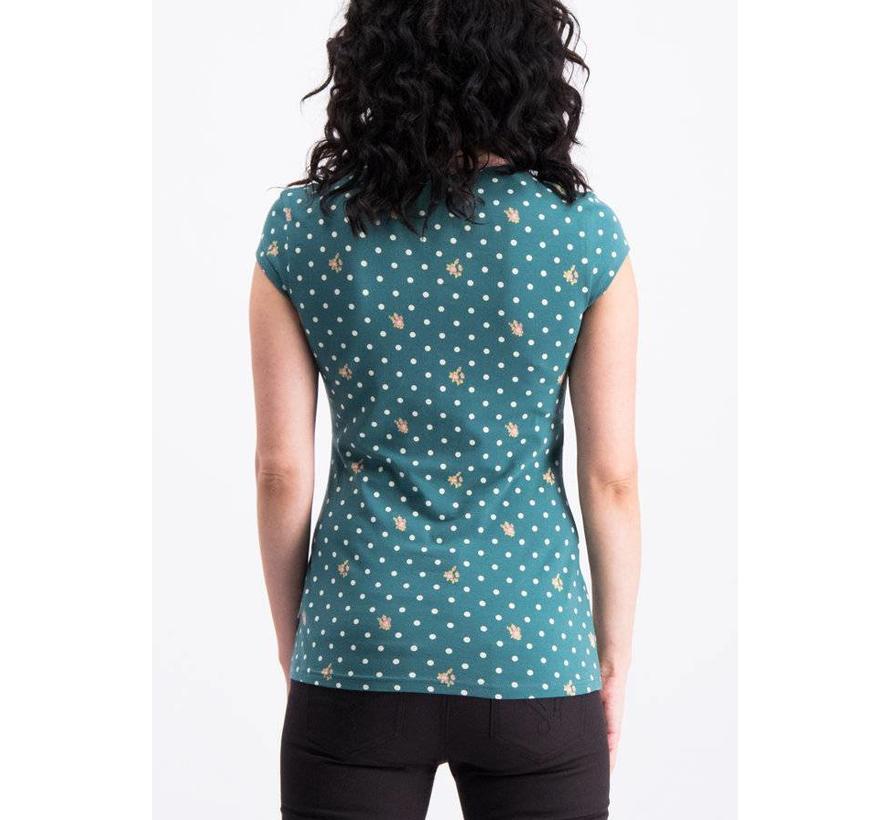 Shirt | prairie belle shirt | dots of homeland