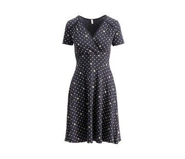 Blutsgeschwister Kleid | polka lady saloon dress | dots of country