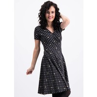 Kleid | polka lady saloon dress | dots of country