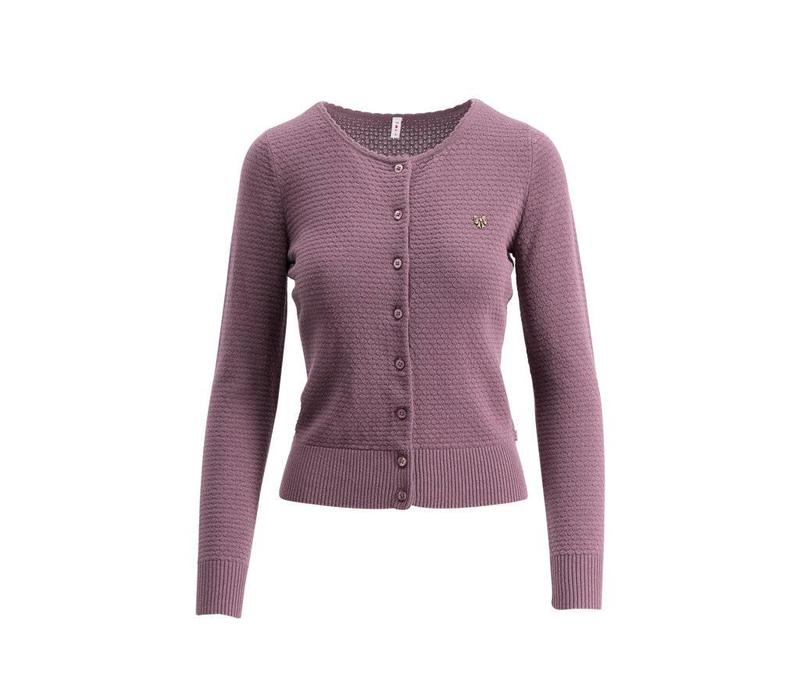 Cardigan | save the brave cardy | sister purple