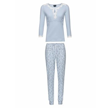Vive Maria Pyjama | Katies Dream Long Pyjama | hellblau
