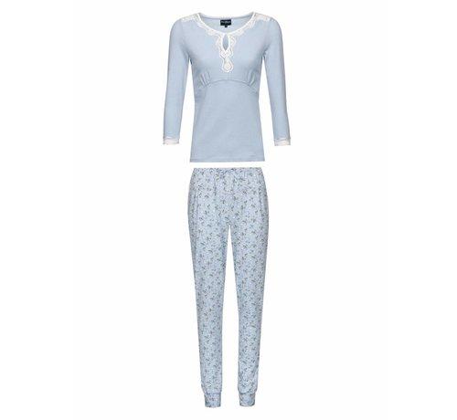 Vive Maria Pyjama | Katies Dream Long Pyjama | hellblau