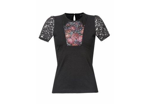 Vive Maria Bluse | Gipsy Queen Shirt | schwarz