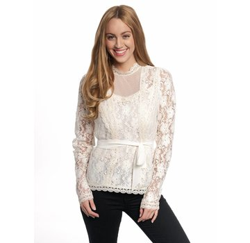 Vive Maria Bluse | Dandy In Love Bluse | offwhite