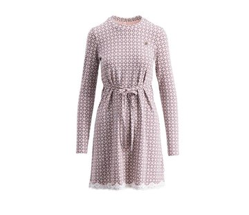 Blutsgeschwister Kleid | quantum glück dress | superpower woman