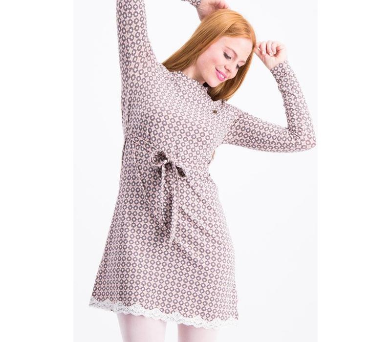 Kleid | quantum glück dress | superpower woman