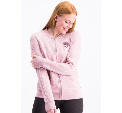 Blutsgeschwister Sweatshirt | babuscka basejacket | loving swans