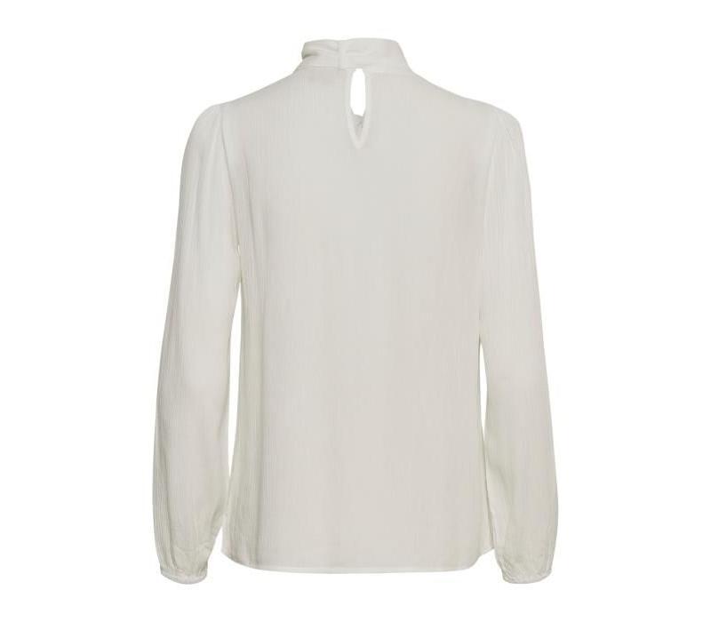 Bluse | Bowie blouse | Chalk