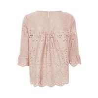 Bluse | Fleur Blouse | Rose Smoke