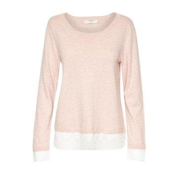 Cream Clothing Pullover | Lavalin Pullover | Rose Dust