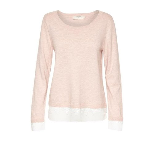 Cream Clothing Pullover | Lavalin Pullover | Rose Dust