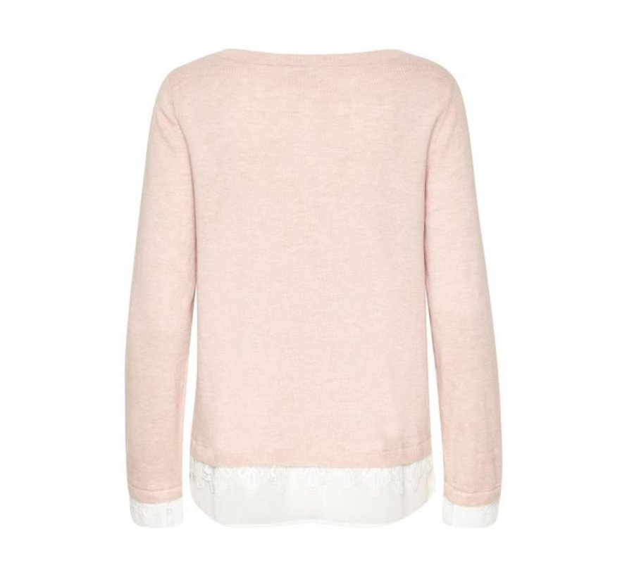 Pullover | Lavalin Pullover | Rose Dust