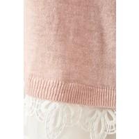 Pullover | Lavalin Pullover | Rose Dust