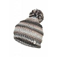Mütze | Lynette Hood | Light grey melange