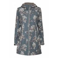 Jacke | Cindy Printed Jacket | Rocky Grey