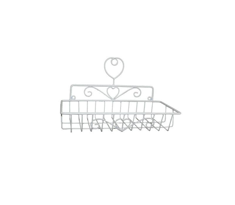 Wandhalter für Seifenspender | Shabby Chic
