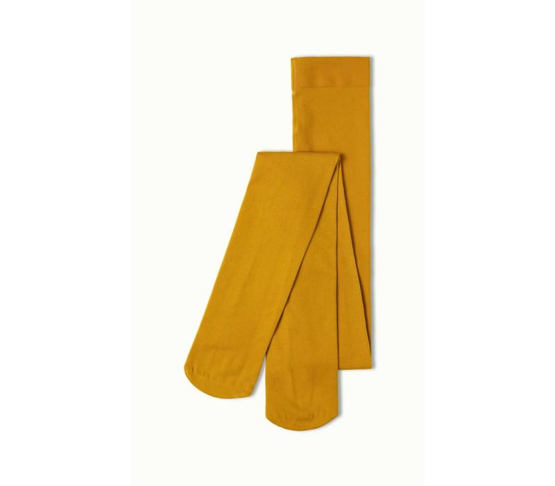 Strumpfhosen | Tights Solid | Sunset Yellow