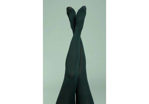 King Louie Strumpfhosen | Tights Solid | Sycamore Green
