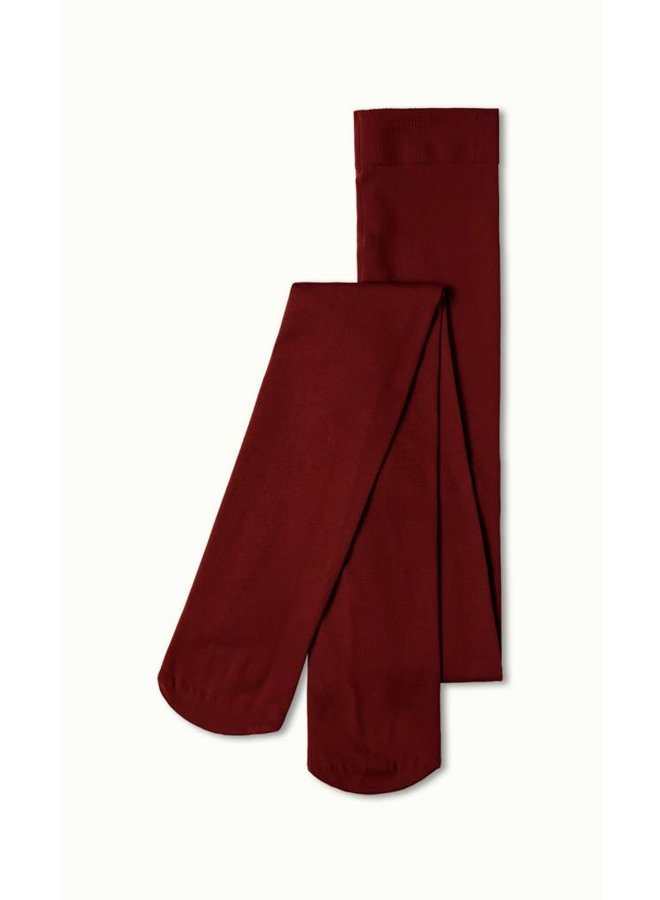 Strumpfhosen | Tights Solid | Rio Red