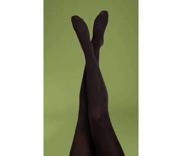 King Louie Strumpfhosen | Tights Solid | Coffee Brown