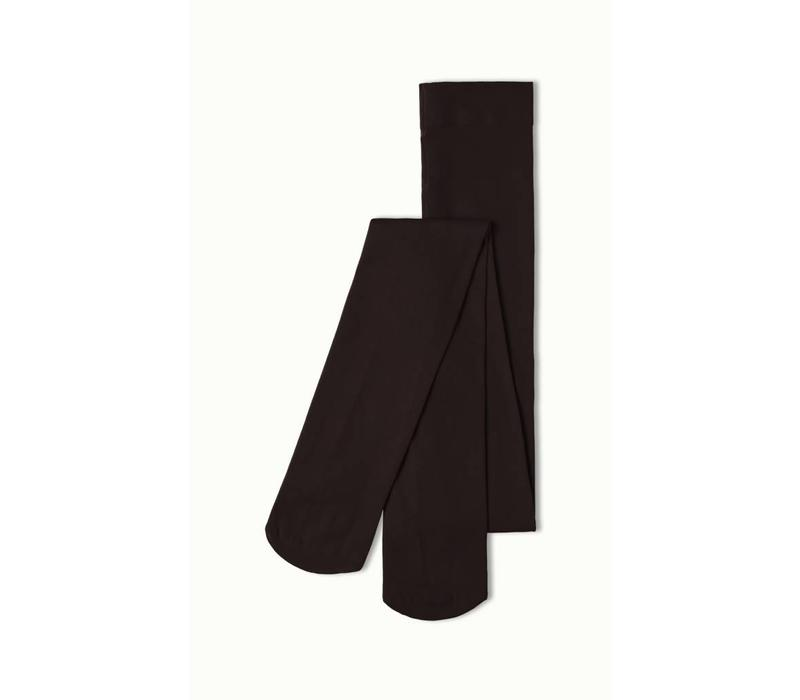 Strumpfhosen | Tights Solid | Coffee Brown