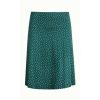 Rock | Border Skirt Little Dots | Dragonfly Green