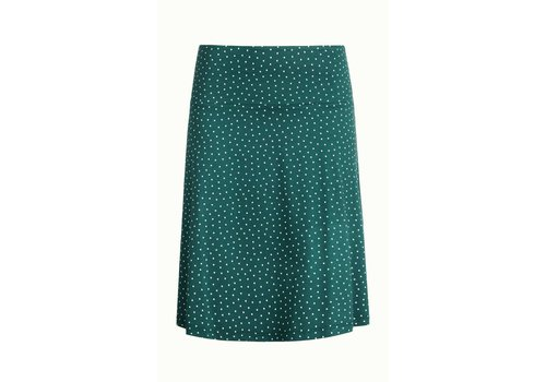 King Louie Rock | Border Skirt Little Dots | Dragonfly Green