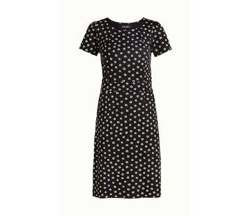 King Louie Kleid | Mona Dress Lennox | Black