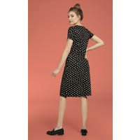 Kleid | Mona Dress Lennox | Black
