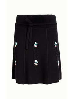 King Louie Rock | Skirt Edelweiss | Black